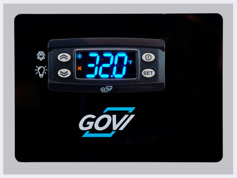 New digital thermostat